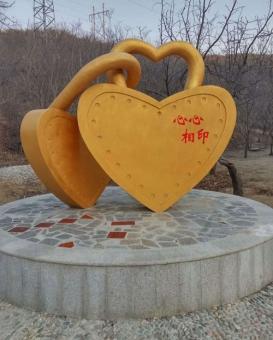 天津現代銅雕