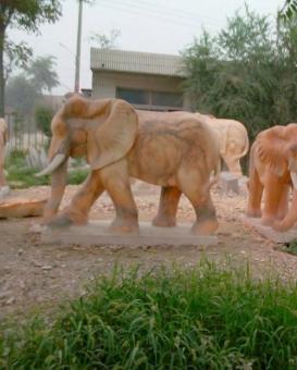 天津象型石雕
