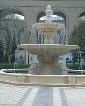 天津噴泉工程